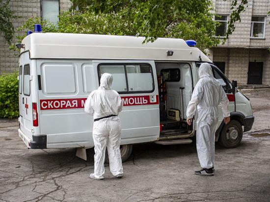 В Новосибирской области выявили ещё 109 случаев коронавирусной инфекции
