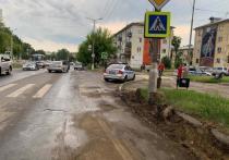 Двух несовершеннолетних пешеходов в Ангарске сбил 88-летний водитель
