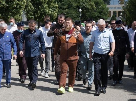 Кадыров опроверг слухи о введении новых ограничений в Чечне