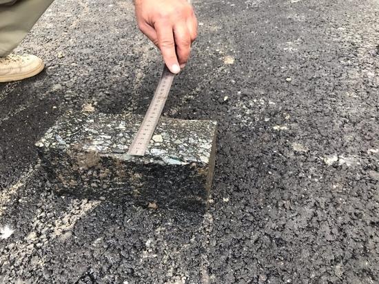 Федеральное ведомство проверит новый асфальт на дорогах Забайкалья