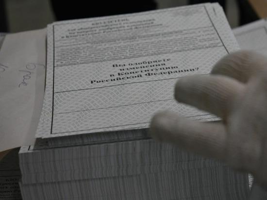 Принять участие в голосовании по поправкам в Конституцию РФ можно на дому