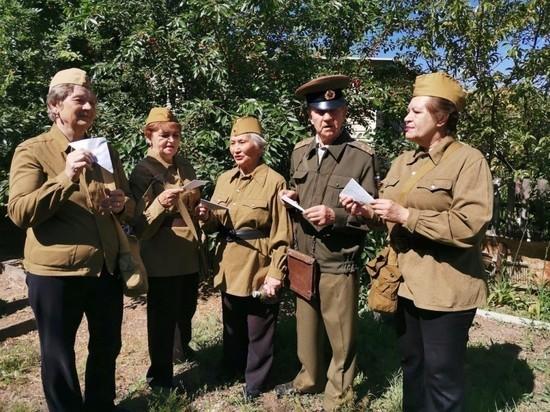 Астраханские пенсионеры участвуют во всероссийском конкурсе