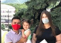 В Железноводске молодые семьи продолжают получать поддержку