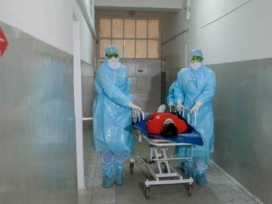 Еще у 95 волгоградцев подтвердился коронавирус