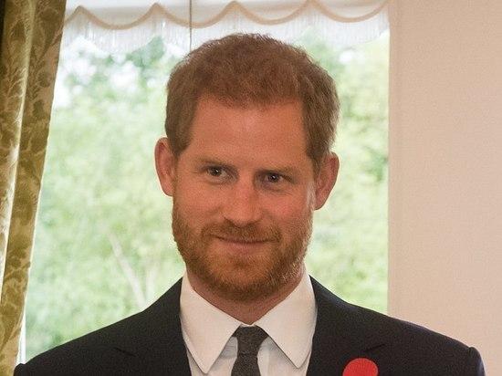 Журналисты рассказали, как принц Гарри оказался в