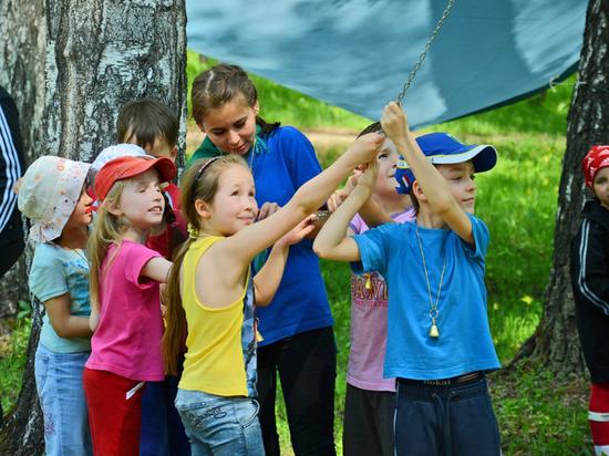 В Прикамье открываются летние лагеря