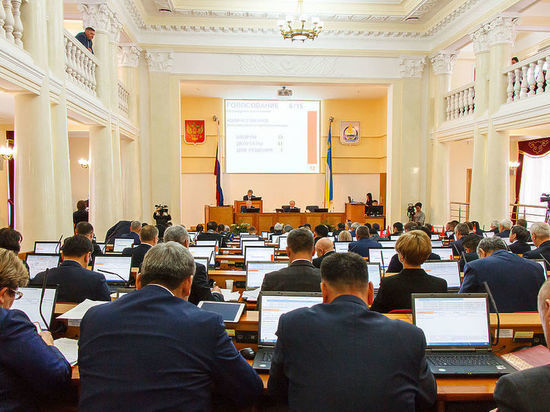 Совет Народного Хурала Бурятии утвердил повестку сессии