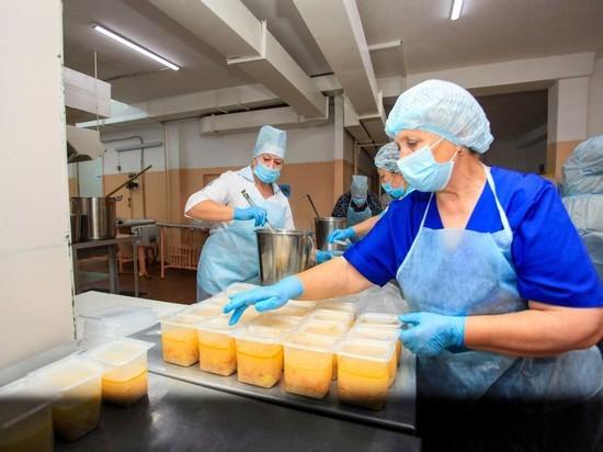 170 рублей в день: как и чем кормят ковидных больных