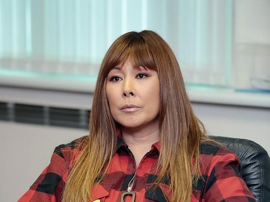 Аниту Цой госпитализировали с коронавирусом