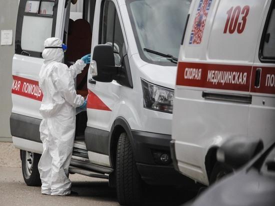 Названо максимально возможное число жертв пандемии COVID-19 в России