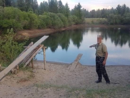Мужчина в Бурятии прыгнул в воду с трамплина и сломал шею