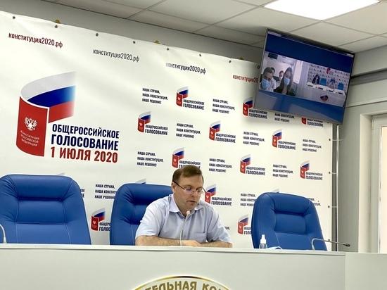 Тульский облизбирком озвучил явку за 5 дней голосования