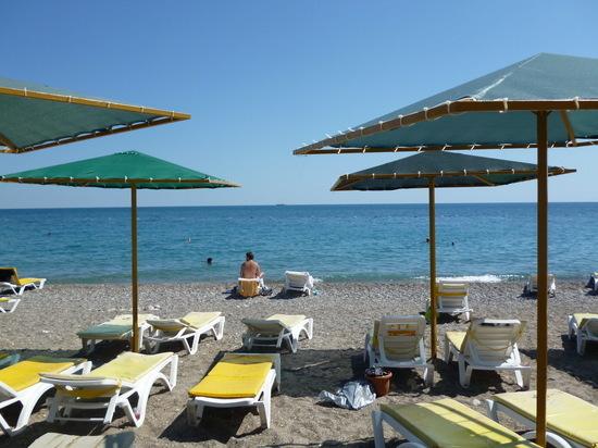 Названа средняя цена отдыха на курортах России