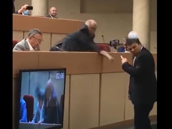 Кого нагнут после скандала в региональном парламенте Саратовщины