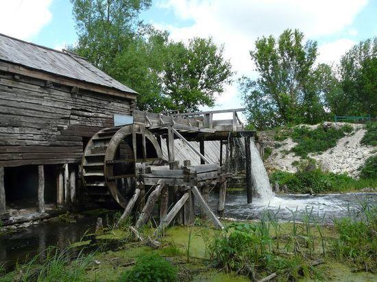 Под Курском будет запущена уникальная деревянная мельница 18 века