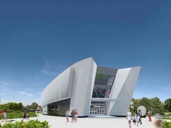 Стало известно, как будет выглядеть новая станция метро «Пыхтино»