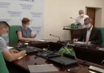 Шапша подал документы для выдвижения своей кандидатуры на пост губернатора