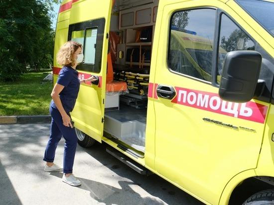 Новые медицинские автомобили спешат на помощь новосибирцам