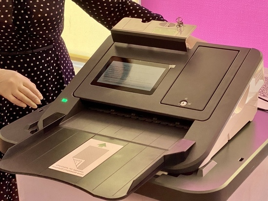 На избирательных участках в Туле тестируют КОИБы