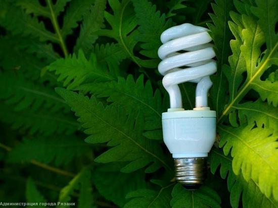 Рязанцы могут сдать ртутные лампочки на переработку