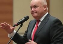 Киселев посмеялся над решением Латвии запретить телеканалы RT