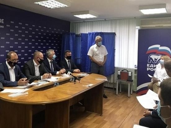 «Единая Россия» в Волгограде утвердила кандидатов на выборы в сентябре