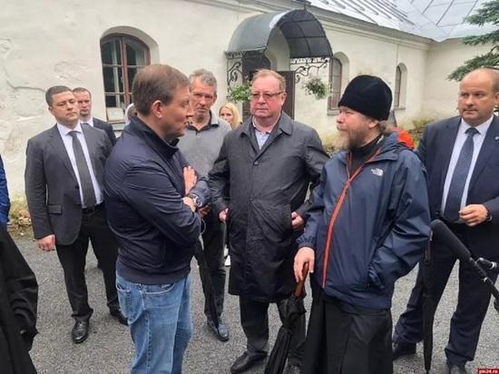 В Пушкиногорье могут открыть музей словесности и миссионерский центр