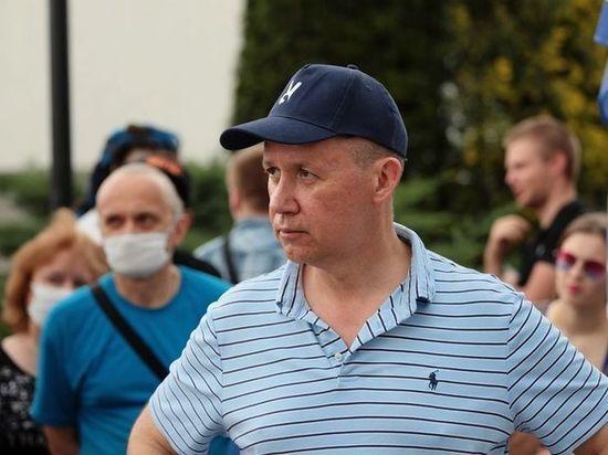 Последнему сопернику Лукашенко на выборах в Белоруссии пригрозили уголовкой