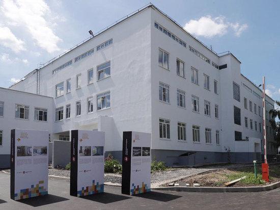 В Год Памяти и Славы в Тульской области комплексно благоустроили госпиталь ветеранов войн и труда