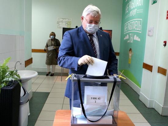 Сергей Жвачкин призвал томичей прийти на избирательные участки 1 июля