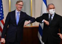 В Иерусалиме проходят американо-израильские переговоры