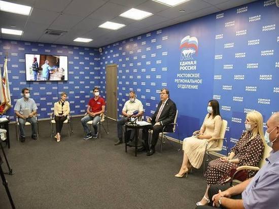 Волонтеры и депутаты в Ростовской области получили почти 22 тысячи обращений людей в период пандемии
