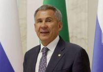 Президент Татарстана попал в рейтинг 100 влиятельных политиков РФ