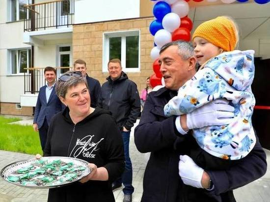 Губернатор Сахалина провел прямую линию с Корсаковым