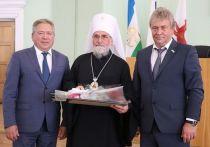 Владыка Никон стал почетным гражданином Уфы