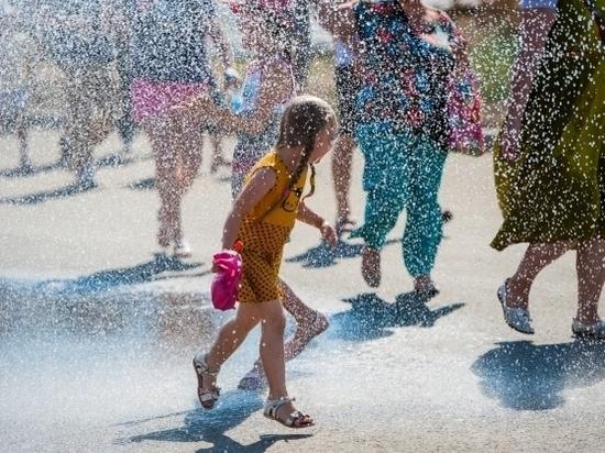 Пора купаться: первый день июля принес жару под 30º
