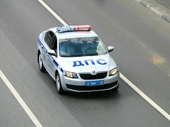 Уфимские автоинспекторы устроили погоню за пьяным водителем иномарки