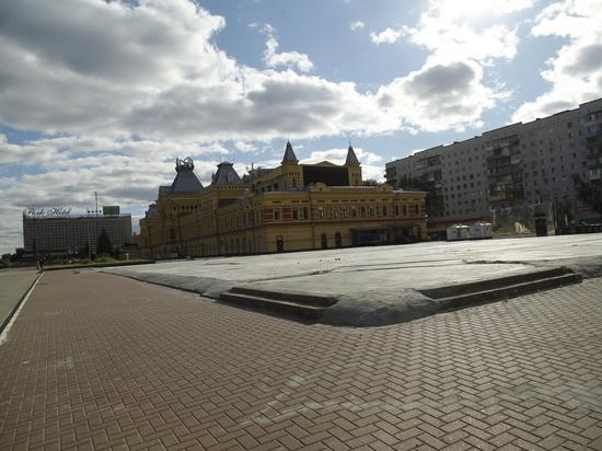 Нижегородская ярмарка готовится к переменам