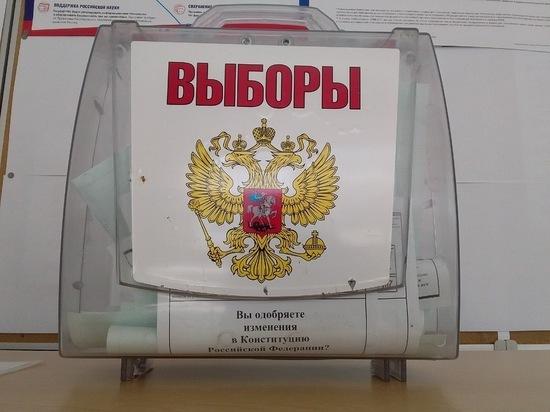 Первой на участке в Украине проголосовала тулячка