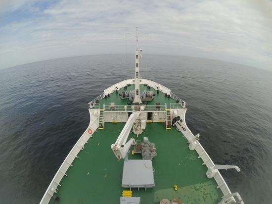 Ростовский учёный прошёл Атлантический океан на судне из фильма «Титаник»
