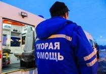 В Волгограде иномарка протаранила маршрутку № 160