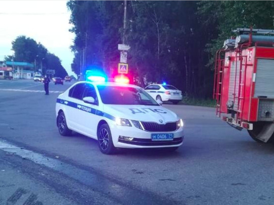 ДТП с микроавтобусом произошло в Новомосковске
