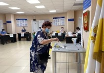 Голосование по поправкам в Конституцию РФ в Железноводске проходит без нарушений