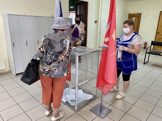 В Тульской области проголосовали 63,1% избирателей