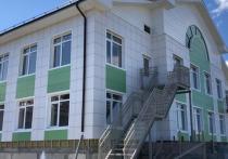 Новый детский сад в Железноводске укомплектован