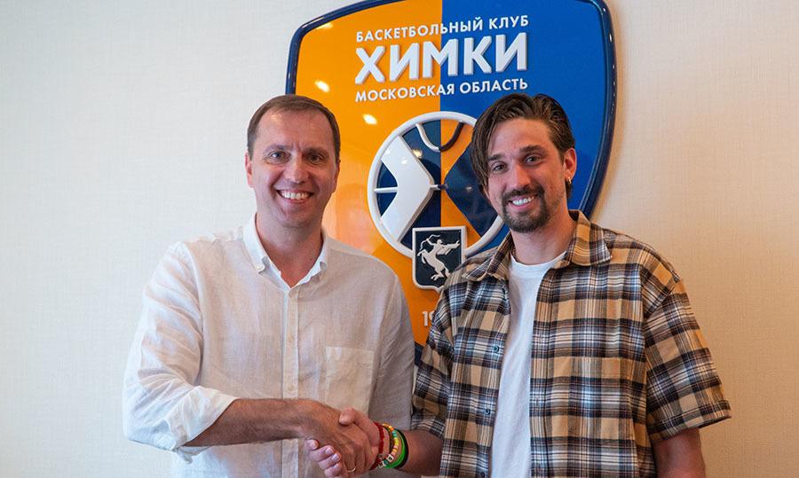 «Химки» выдохнули: Алексей Швед отказал всем и остался