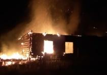 Два брата сгорели под Калугой