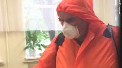 На избирательных участках в Серпухове проводится регулярная дезинфекция