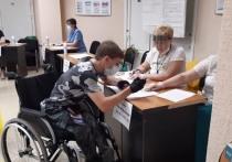В Железноводске жителям с ОВЗ создали безопасные условия для голосования