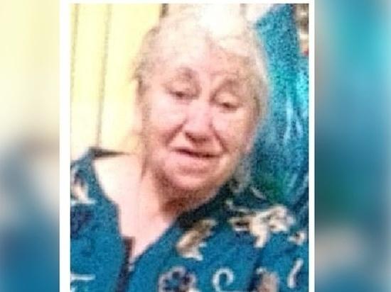Пропавшую 82-летнюю женщину третий день ищут в Ростовской области